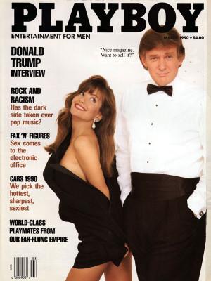 Playboy - March 1990