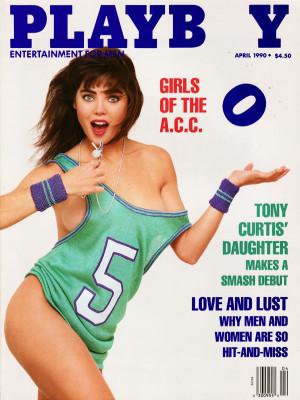 Playboy - April 1990