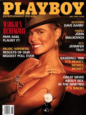 Playboy - May 1990