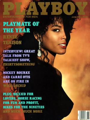 Playboy - June 1990