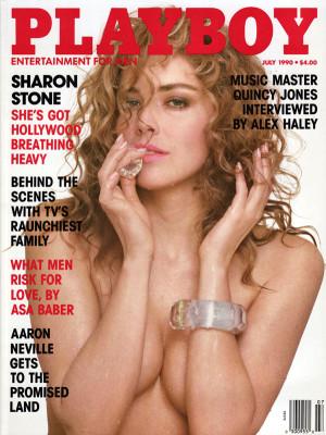 Playboy - July 1990