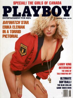 Playboy - August 1990
