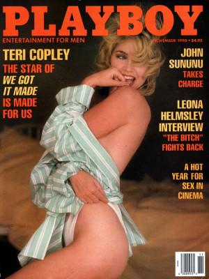 Playboy - November 1990