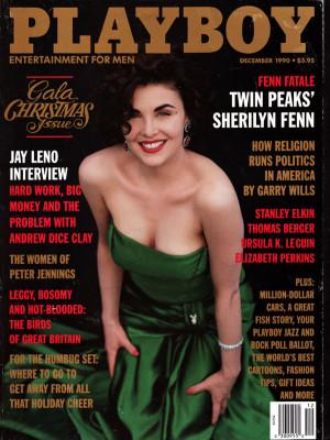 Playboy - December 1990