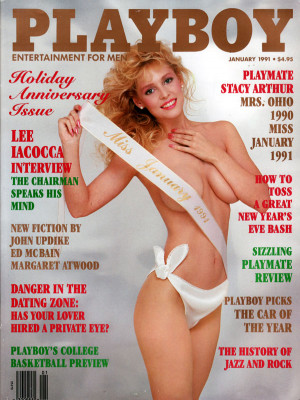 Playboy - January 1991