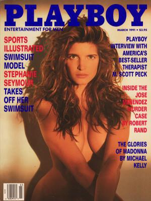 Playboy - March 1991