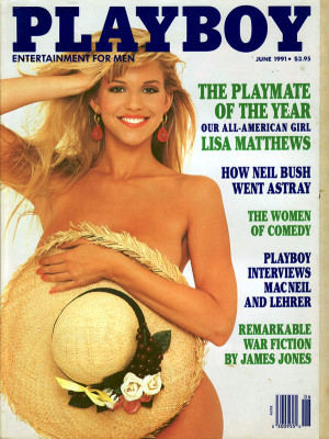 Playboy - June 1991