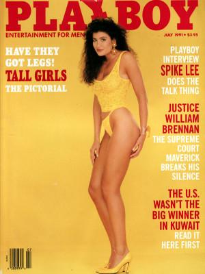 Playboy - July 1991