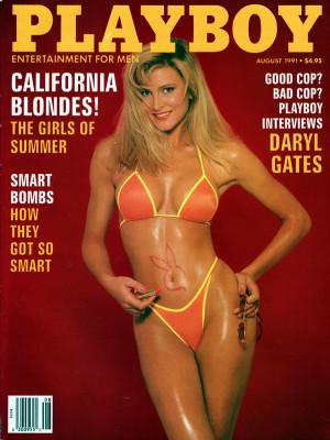 Playboy - August 1991