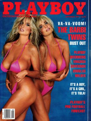 Playboy - September 1991