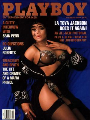 Playboy - November 1991
