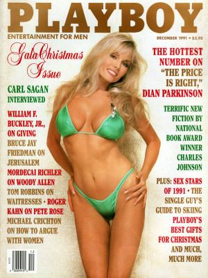 Playboy - December 1991