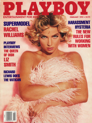 Playboy - February 1992