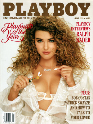 Playboy - June 1992