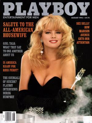 Playboy - August 1992