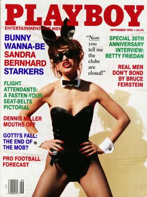Playboy - September 1992