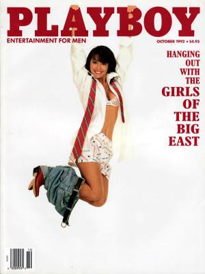 Playboy - October 1992