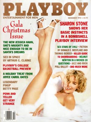 Playboy - December 1992