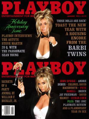 Playboy - January 1993