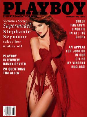 Playboy - February 1993
