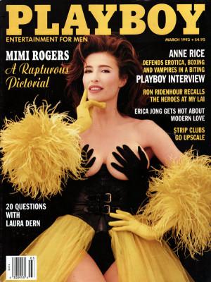 Playboy - March 1993