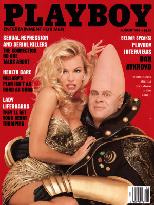 Playboy - August 1993