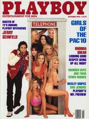 Playboy - October 1993