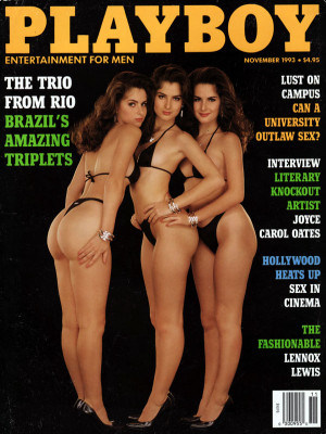 Playboy - November 1993