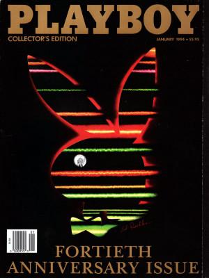 Playboy - January 1994