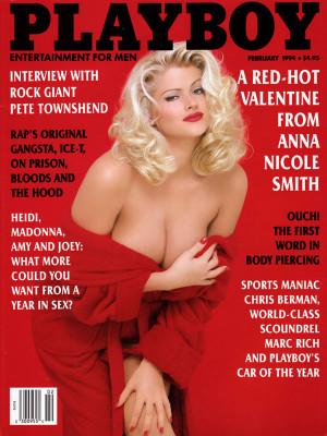 Playboy - February 1994