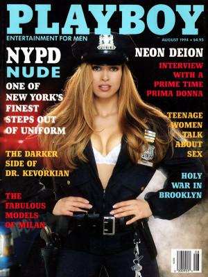 Playboy - August 1994