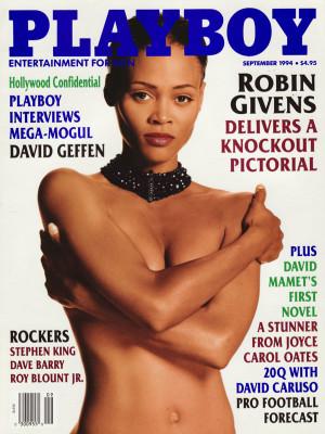 Playboy - September 1994