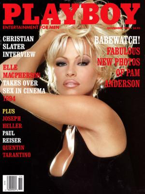 Playboy - November 1994