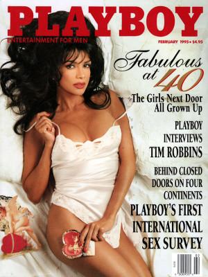 Playboy - February 1995