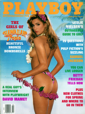 Playboy - April 1995