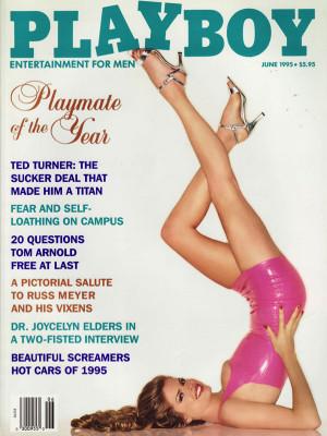 Playboy - June 1995