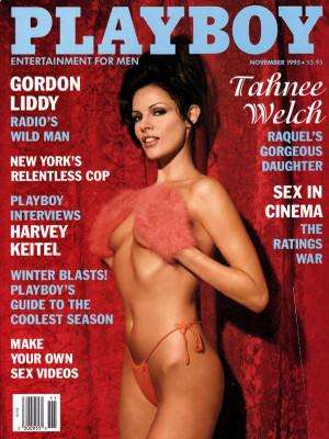 Playboy - November 1995