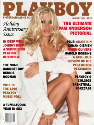Playboy - January 1996