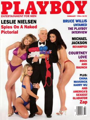 Playboy - February 1996