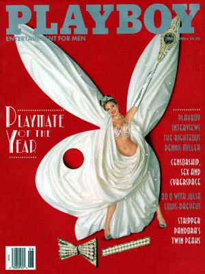 Playboy - June 1996