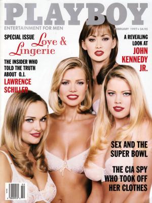 Playboy - February 1997