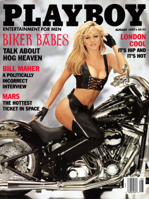Playboy - August 1997