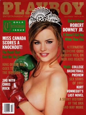 Playboy - December 1997