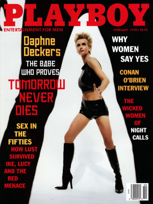 Playboy - February 1998