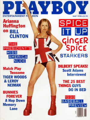 Playboy - May 1998