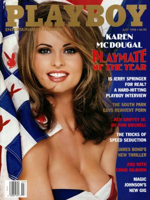 Playboy - July 1998