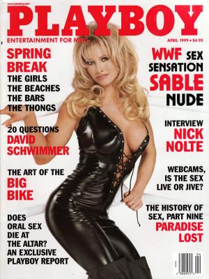 Playboy - April 1999