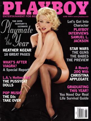 Playboy - June 1999