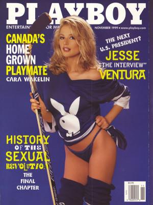 Playboy - November 1999