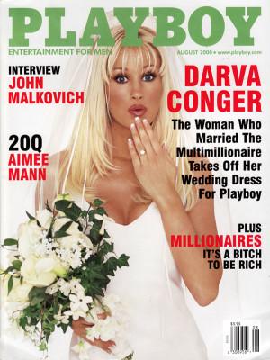 Playboy - August 2000